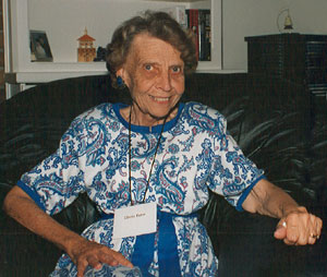 Gloria Peter (1925-2005)