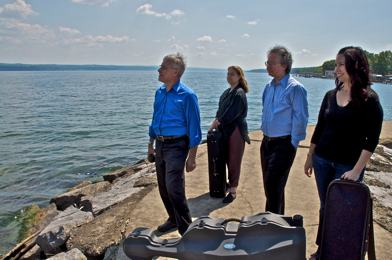 The Finger Lakes Chamber Ensemble will perform on September 29th at 4PM