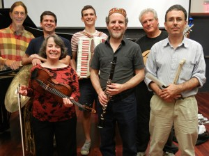 Klezmer Kings 2014