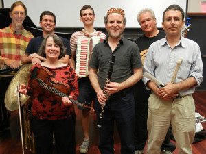 Klezmer Kings band members