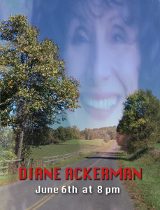 Diane Ackerman @ Aurora | New York | United States