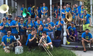 Fall Creek Brass Band in the Village Park @ Village of Aurora Park | Aurora | New York | United States